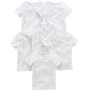 Carter's Baby 6-pack Short-Sleeve Shirts